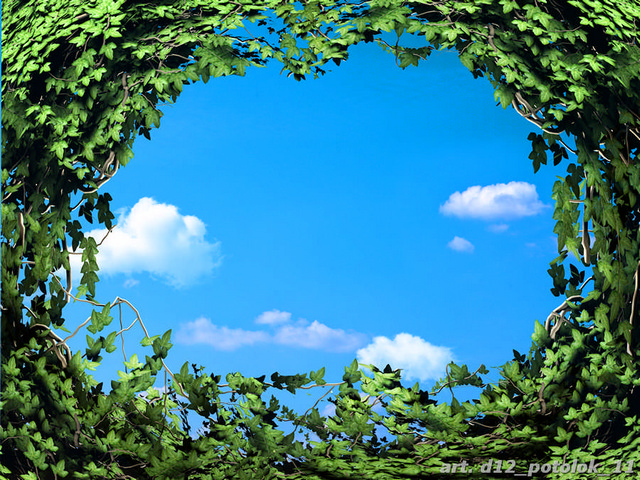 фотообои небо: