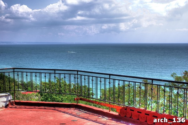 Арки, веранды, балконы.